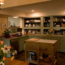 Traditional Kitchen by Marcelle Guilbeau, Interior Designer