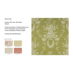 Beatrice Pear - CB Upholstered Collection Fabrics