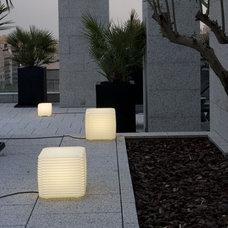 Outdoor Floor Lamps by Home Infatuation