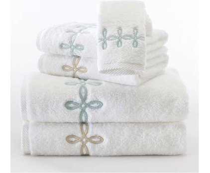 Eclectic Towels by Bloomingdale's