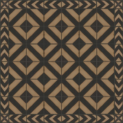Eclectic Wall And Floor Tile by Metolius Ridge Tile, Inc
