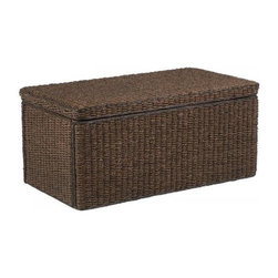 Bestsellers - Home Styles Cabana Banana Cocoa Large Storage Trunk 5402-27