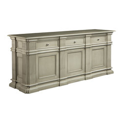 """Cabinet Tronix - TV Lift Cabinet, Greenwich, Made in USA, Newport Finish, 360 Swivel - Greenwich TV Lift Cabinet with 360 manual swivel to fit up to some 60"""" flat screen TV's.  Newport finish."""