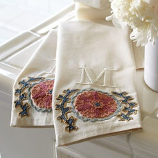 Towels by Pottery Barn