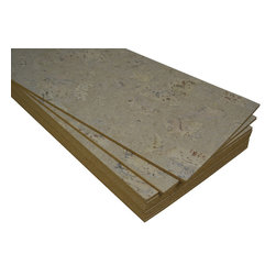 Forna - 1/4- Ceramic Marble Cork Flooring Tiles 22 Sq.ft/PKG - 1/4- Ceramic Marble Cork Flooring Tiles 22 Sq.ft/PKG
