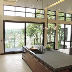 Quantum Windows & Doors   Reveal Architecture & Interiors - Laurie Black Photography: