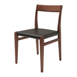 Ameri Dining Chair, Set of 2, Black