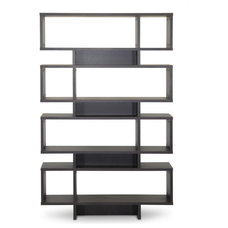 Modern Bookcases by Baxton Studio