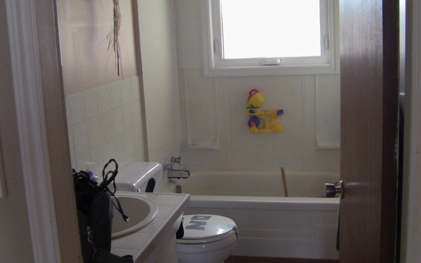 Need help for redesigning an old 50 39 s bathroom laundry room for Redesigning a bathroom