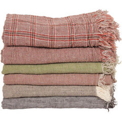 traditional throws by ABC Carpet & Home