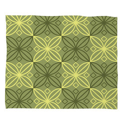 DENY Designs - Lara Kulpa Olive Sun Fleece Throw Blanket - This DENY fleece throw blanket may be the softest blanket ever! And we're not being overly dramatic here. In addition to being incredibly snuggly with it's plush fleece material, it's maching washable with no image fading. Plus, it comes in three different sizes: 80x60 (big enough for two), 60x50 (the fan favorite) and the 40x30. With all of these great features, we've found the perfect fleece blanket and an original gift! Full color front with white back. Custom printed in the USA for every order.