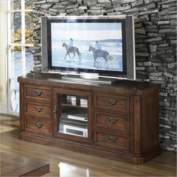 Somerton Barrington TV Console - Features: