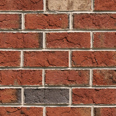 Traditional Retainer Walls by Triangle Brick Company