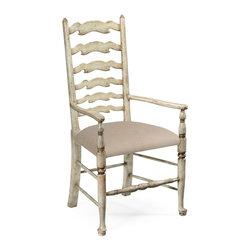 Jonathan Charles - New Jonathan Charles Dining Chair Gray - Product Details