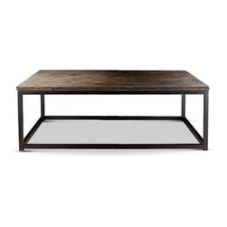 Curations Limited - Medium Britania Coffee Table -