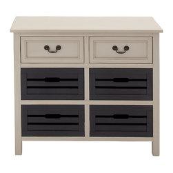 Elegant Magnificent Wood Dresser - Description: