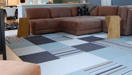 See inspiring FLOR projects from designers in our Trade Program.
