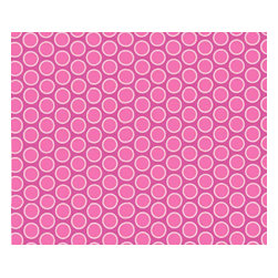 "SheetWorld - SheetWorld Fitted Oval Crib Sheet (Stokke Sleepi) - Primary Bubbles Pink Woven - This luxurious 100% cotton ""woven"" oval crib (stokke sleepi) sheet features pink bubbles on a slightly darker pink background. Our sheets are made of the highest quality fabric that's measured at a 280 tc. That means these sheets are soft and durable. Sheets are made with deep pockets and are elasticized around the entire edge which prevents it from slipping off the mattress, thereby keeping your baby safe. These sheets are so durable that they will last all through your baby's growing years. We're called SheetWorld because we produce the highest grade sheets on the market today. Size: 26 x 47."