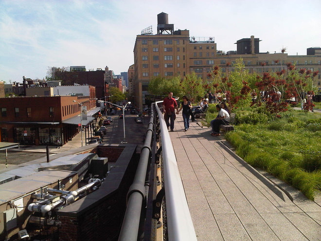 """IABR and AIR Lecture: """"Highline"""""""