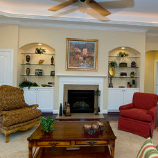 Family Room by Kent Homes