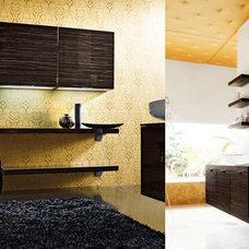 Modern Bathroom by Gene Sokol / Euroluxe Interiors