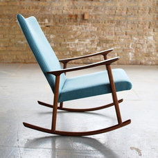 Modern Rocking Chairs by House & Hold