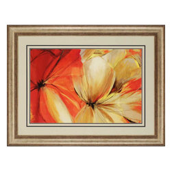 Paragon - Sharing the Spotlight - Framed Art - Each product is custom made upon order so there might be small variations from the picture displayed. No two pieces are exactly alike.