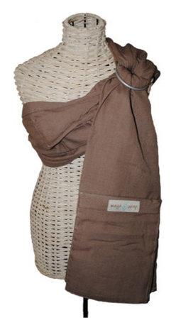 Maya Wrap - Lightly Padded Sling in Dark Khaki - Lightly Padded Sling in Dark Khaki