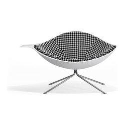 Artifort - Low Lotus Chair, Fully Upholstered Inside | Artifort - Design by René Holten, 2008.