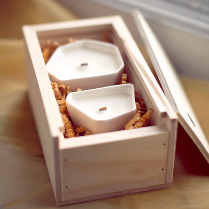 Modern Candles by Etsy