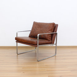 Zara Lounge Chair by soho Concept - dimensions