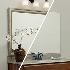 Bathroom Mirrors by MirrorMate