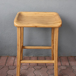 """jungle counter stool - 26"""" - view this item on our website for more information + purchasing availability: http://redinfred.com/shop/category/furnish/bar-counter-stools/jungle-corner-stool/"""