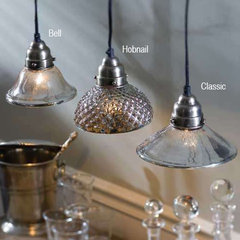 eclectic pendant lighting by Forma Living