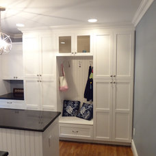 Laundry Room by Alfano Renovations- Kitchen & Bath Showroom