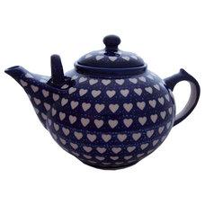 Eclectic Teapots by summerillandbishop.com