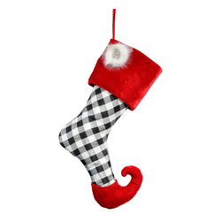Winward Designs - Song Bird Stocking - A rare design, this christmas stocking is only one out of 4 different one-of-a-kind stockings in our collection. Premium quality guaranteed.