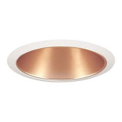 """Juno Lighting - Juno 232 6"""" Reflector Trim with Torsion Springs, 232whz-Wh - 6"""" Reflector Trim with Torsion Springs for use with select Juno housings."""