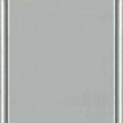 Dura Supreme Cabinetry Zinc Paint Finish - Dura Supreme Cabinetry color chip/ swatch in the Zinc paint finish. Part of Dura Supreme's Gray Paint Collection.