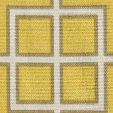 Modern Yellow Fabric by greenapplefabrics on Etsy