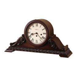 Howard Miller - Howard Miller Key-Wound Westminster Chime Mantel Clock | NEWLEY - 630198 NEWLEY