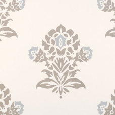 Traditional Upholstery Fabric by Serena & Lily