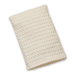 Gilden Tree - Modern Design Waffle Wash Mitt  - set of 4, Orange - Set of 4  Modern Waffle wash mitts are made with 100% natural cotton, feature large waffles and bold color!  Wash mitts are growing in popularity, especially when used in the shower.  Perfect for daily use, or for use in your home spa.  Gently exfoliates dry skin to reveal smoother softer skin.