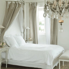 The Paper Mulberry: The Romantic French Bedroom