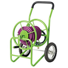 Contemporary Garden Hose Reels by Gardener's Supply Company