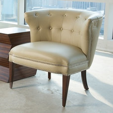Modern Armchairs by Arcadian Home