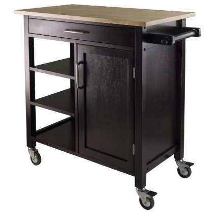 Modern Kitchen Islands And Kitchen Carts by The Organizing Store