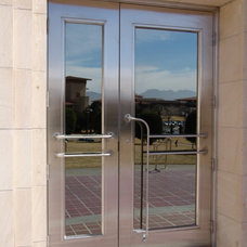 Front Doors by Stainless Doors, Inc.