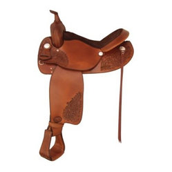 Tex Tan Knoxville Trail Saddle