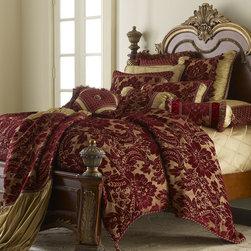 """""""Visconti"""" Bed Linens -"""